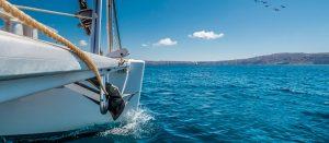 home header 8740 - Sailing in Santorini!