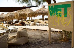 WetFino SpyCine26 - Finest Beaches & Bars in Santorini!