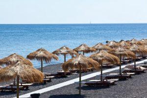 perivolos beach santorini - Finest Beaches & Bars in Santorini!