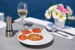 gallery nn 10 - Santorini: A gastronomic destination.