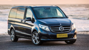 IMG 7303 - V-Class Mercedes; The ultimate VIP shuttle for you!