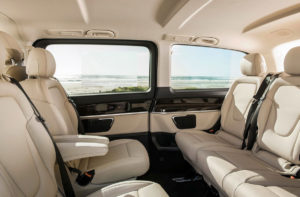 IMG 7305 - V-Class Mercedes; The ultimate VIP shuttle for you!