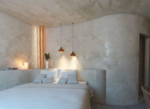 ATHINA SUITES RM15 REV1 1 - Santorini's Athina Luxury Suites Ready to Open its Doors After Renovation