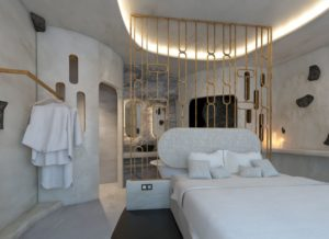 ATHINA SUITES RM16 REV1 1 - Santorini's Athina Luxury Suites Ready to Open its Doors After Renovation
