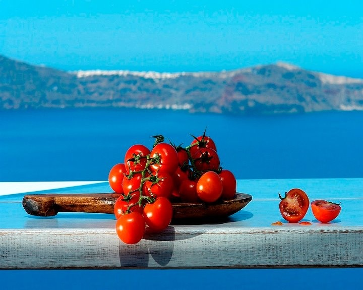 IMG 0629 - Santorini & Agriculture - A land of miracle