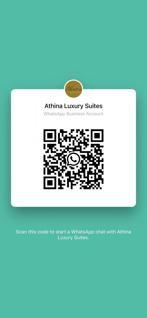 Contact Athina Luxury Suites with Whats App