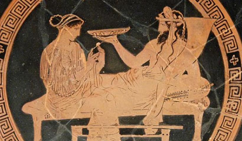 Gastronomy in Ancient Greece