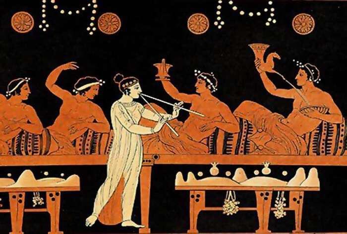 Ancient Greek Gastronomy