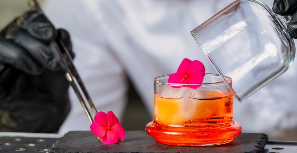 Cocktail - Esperisma Bar Restaurant - An experience not to miss!